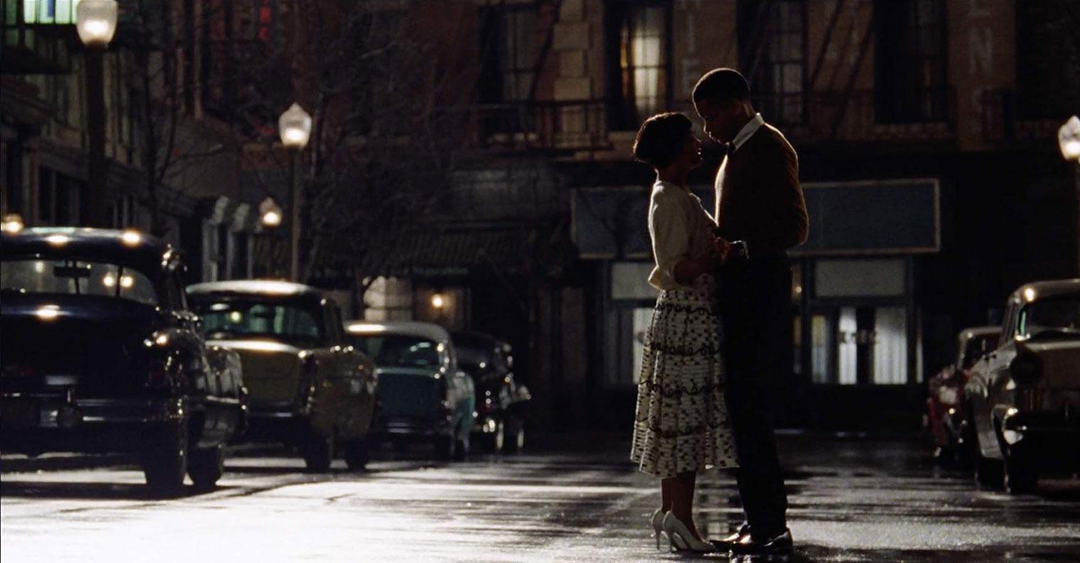 """Film still from """"Sylvie's Love"""" starring Tessa Thompson"""