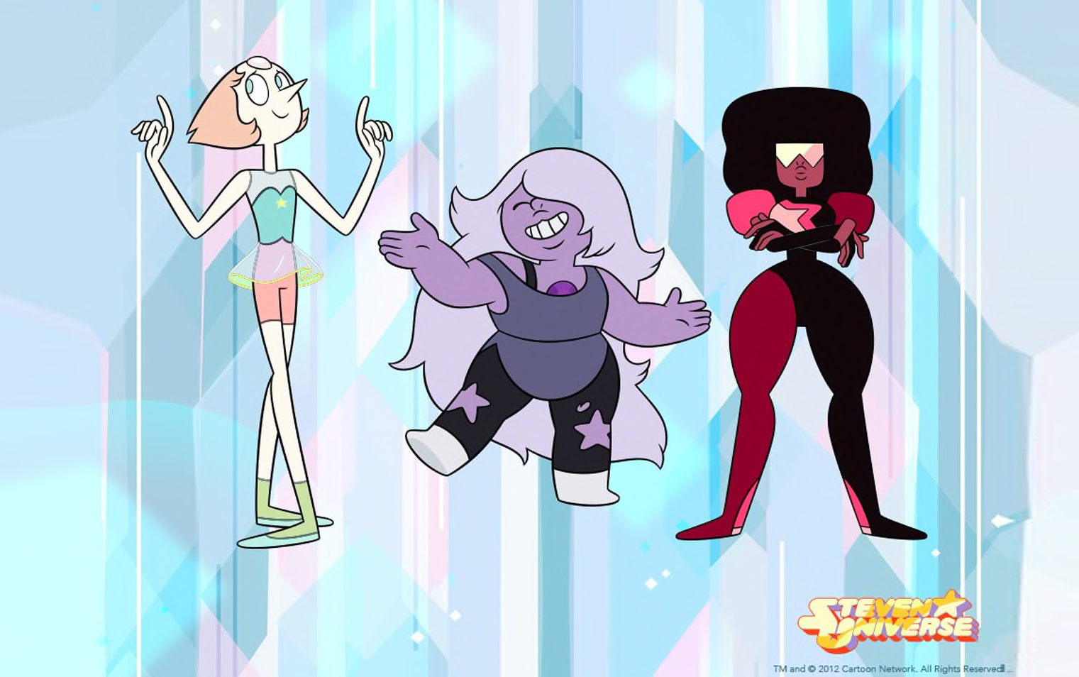 Art from Steven Universe. Credit: Cartoon Network